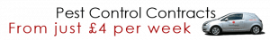 Pest Control Contracts