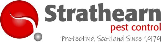 Strathearn Pest Control Logo